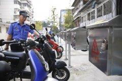 376户,徐州这个小区每家都有一个电动车充电桩