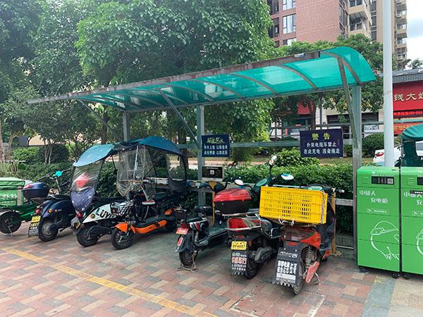 深圳电瓶车充电桩公司有哪些?